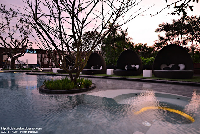 Les plus beaux hotels design du monde h tel hilton pattaya by t r o p pattaya thailande Les plus beaux hommes du monde