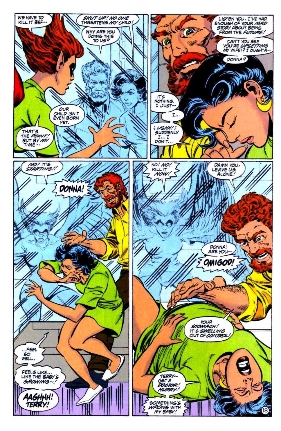 Deathstroke (1991) Issue #14 #19 - English 19