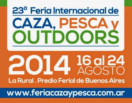 23 º feria internacional de caza , pesca y  outdoors