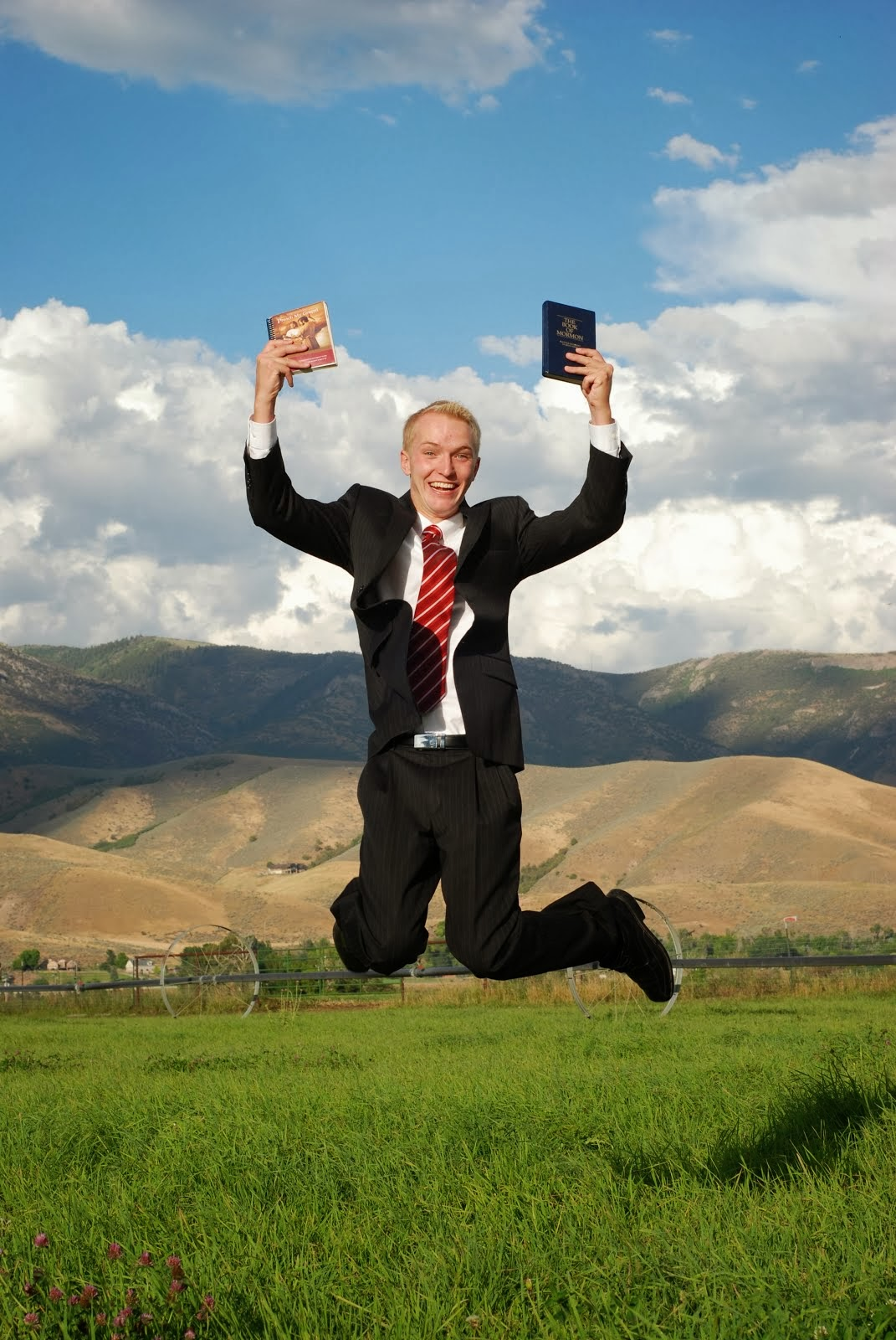 I love being a missionary!