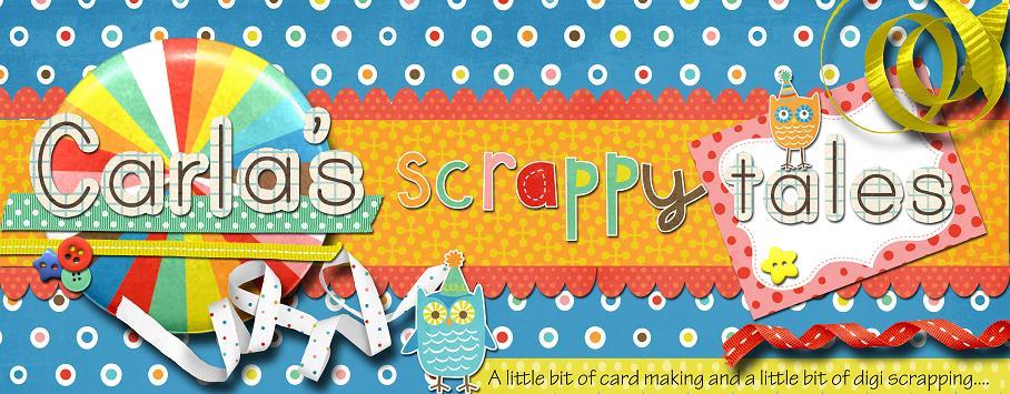 Carla's scrappy tales