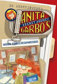 """Anita Garbo's Secret Agency - volume 2"""