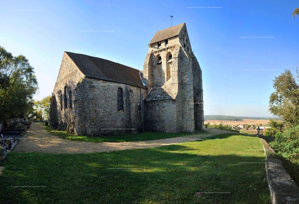 Eglise de Montmachoux
