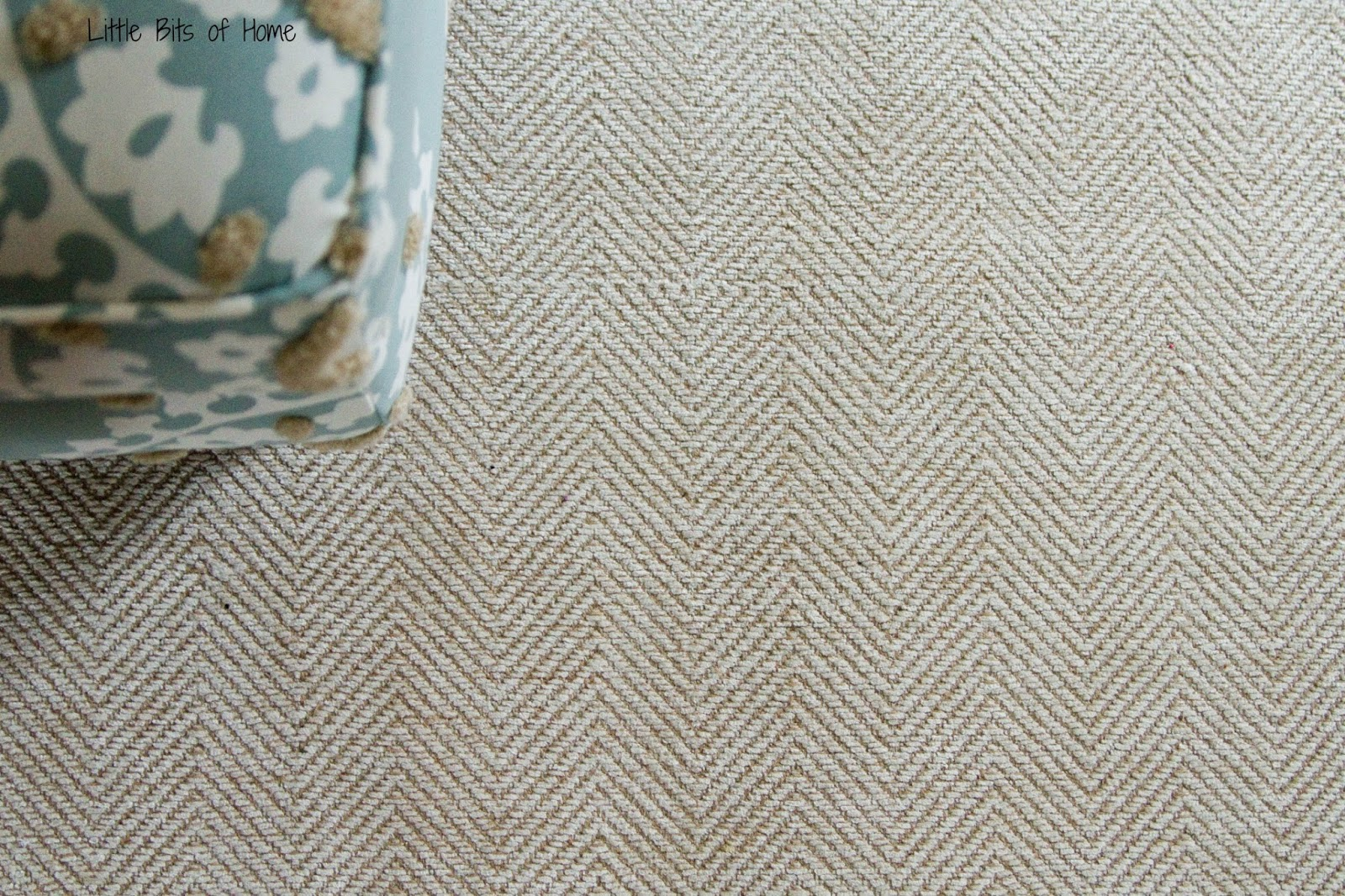 Living Room Makeover The Rug Saga Roll Over Image To Zoom Daffin Herringbone Natural Fiber Pottery Barn
