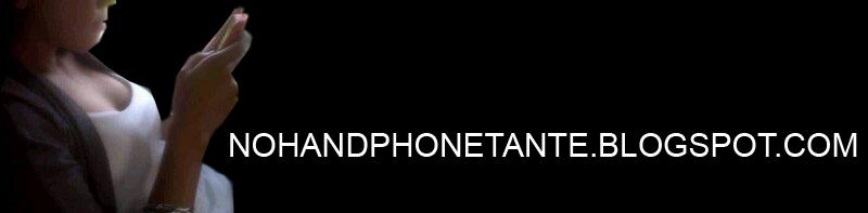 Nomer Handphone Tante