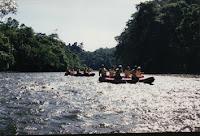 brunei Rafting adventures