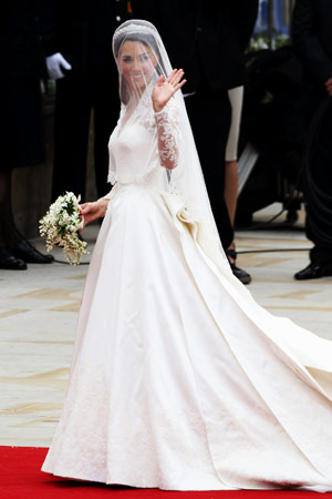 kate middleton wedding gown. Gwama and Kate Middleton#39;s