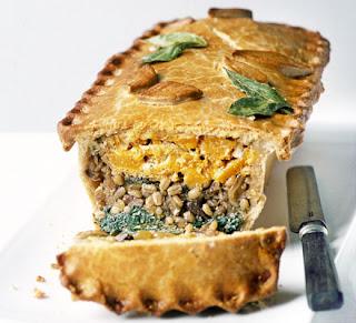 Sunday Inspiration – Vegetarian Christmas