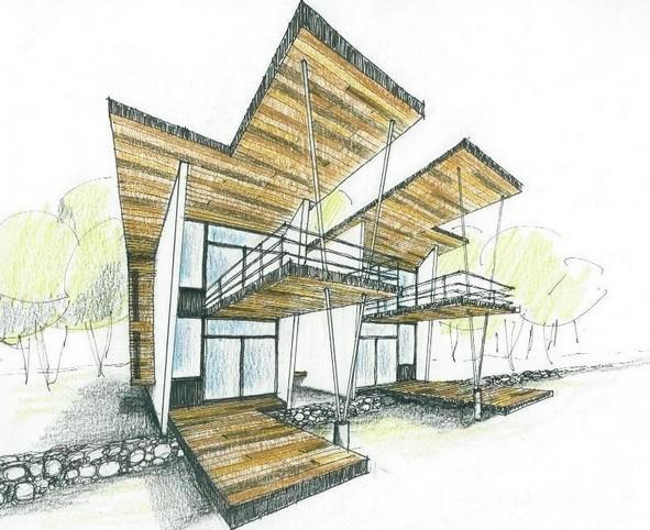 Arquitectura estructural arquitectura - Arquitectura de diseno ...