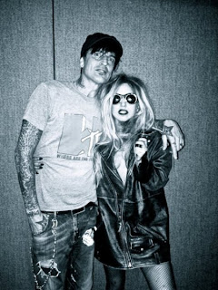 lady gaga tommy lee