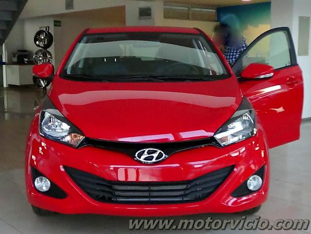 Hyundai HB 20 comFort Style vermelho