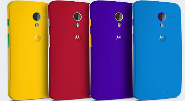 Filtrado Nuevo Moto x +1 de Motorola
