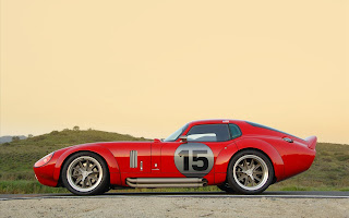 1965 Shelby Daytona Cobra Coupe -Magrush.com