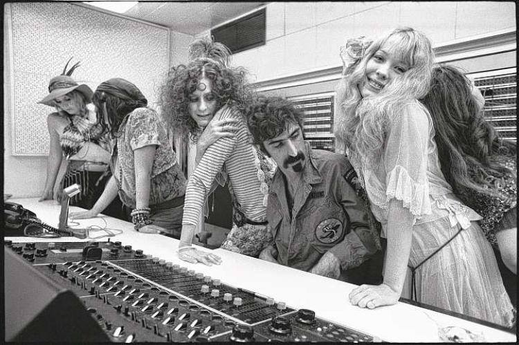 Frank Zappa and friends