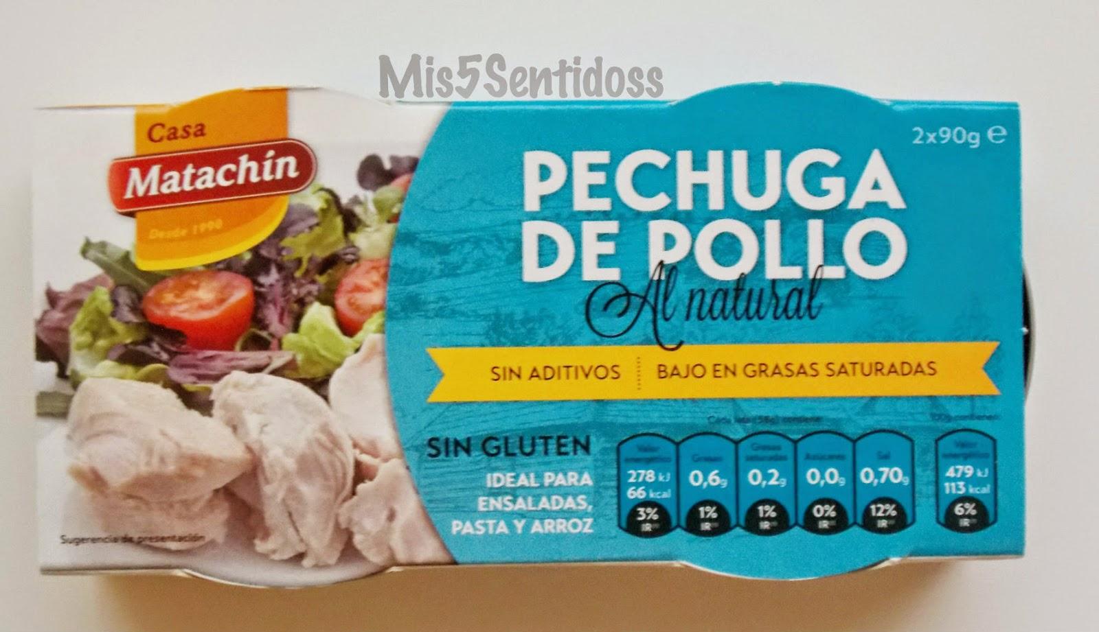 Degustabox Agosto 2014 Casa Matachín