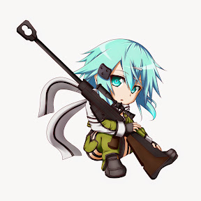 Sword Art Online Phantom Bullet Chibi