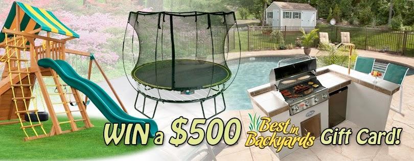 $500 Springtime Giveaway