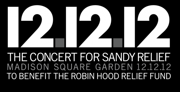 12.12.12 Concert for Sandy Relief at Madison Square Garden
