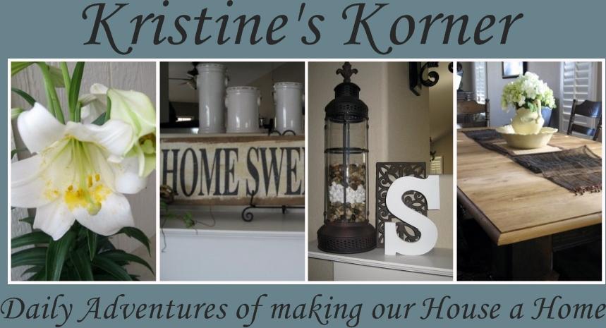 Kristine's Korner