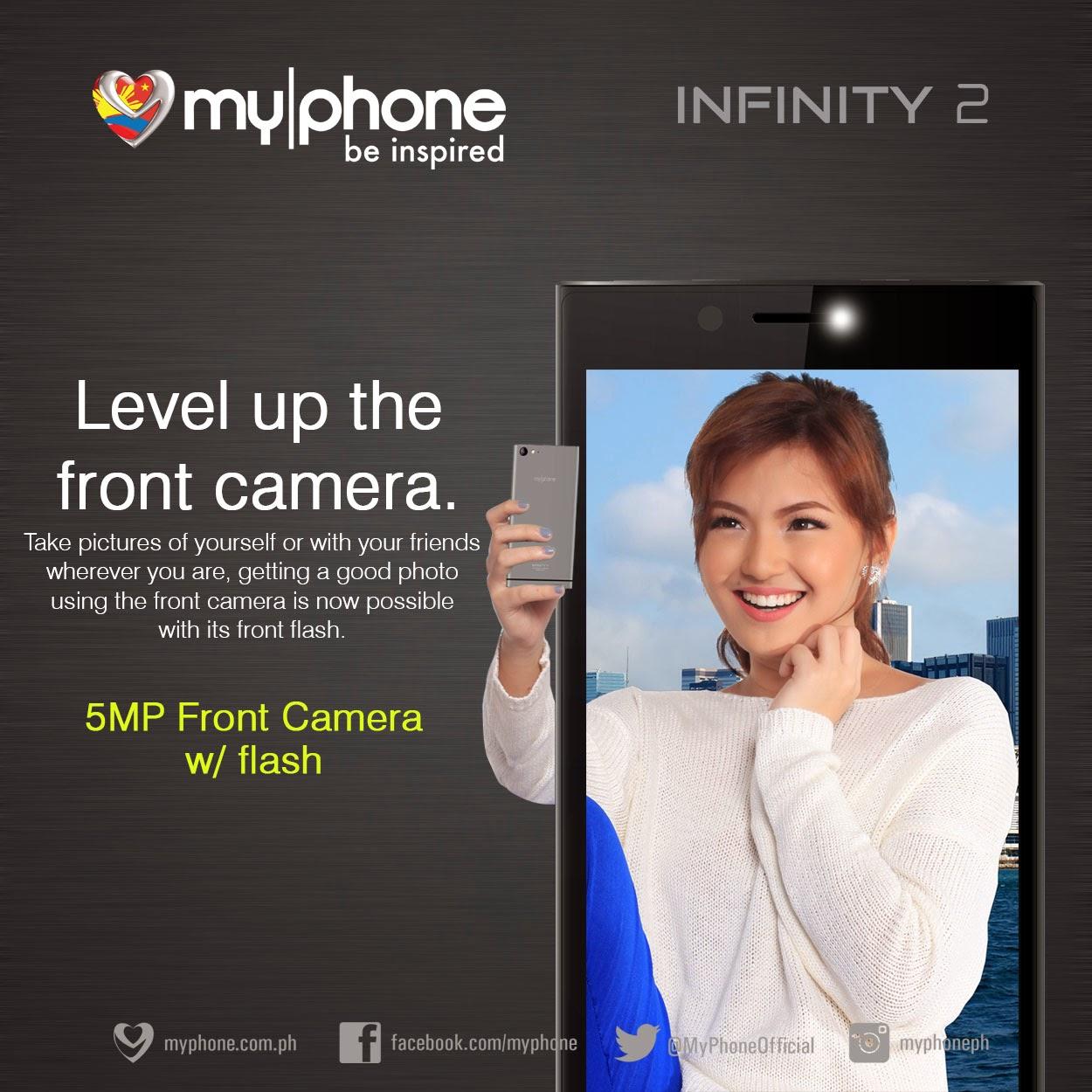 MyPhone Infinity 2, MyPhone, MyPhone Android Smartphone