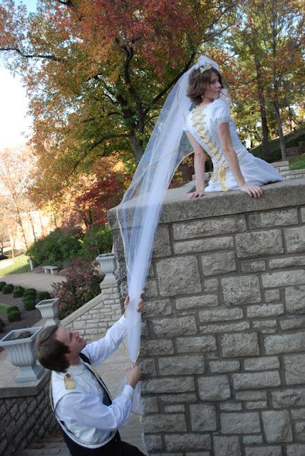 Tangled Wedding Tangled Inspired Wedding
