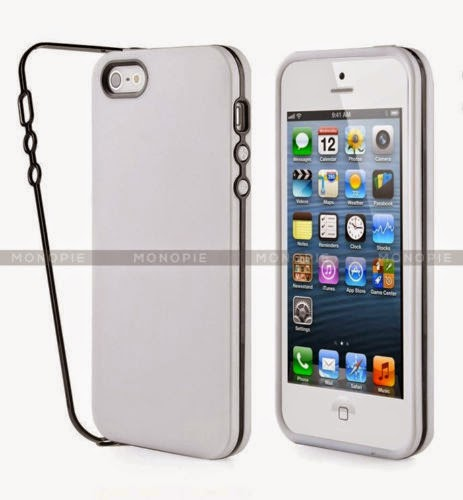 TPU ULTRA SLIM RUBBER SOFT SILICONE GEL SKIN BUMPER CASE COVER FOR IPHONE 5 5S