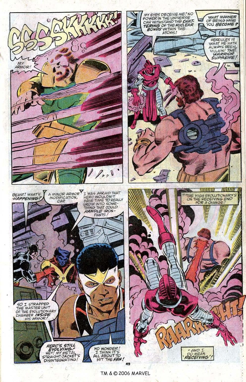 Captain America (1968) Issue #348c #280 - English 51