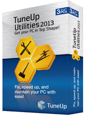 Download TuneUP Utilities 2013 + Patch Full Version