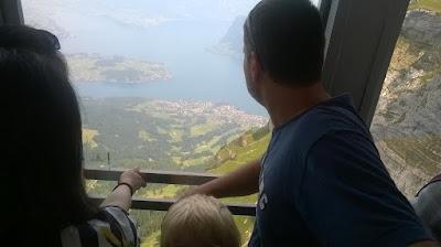 Monte Pilatus en Suiza. Viajes en autocaravana. recomendaciones. blogger donostiarra. comercio urbano