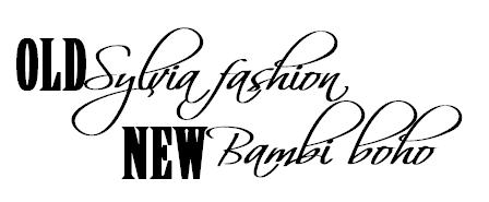 Sylvia Fashion BAMBIBOHO.blogspot.com