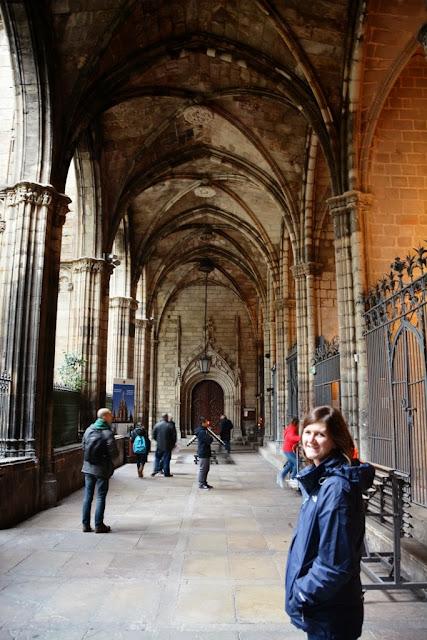 Barri Gotic Barcelona Monastery