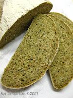 El pan de algas para bajar de peso
