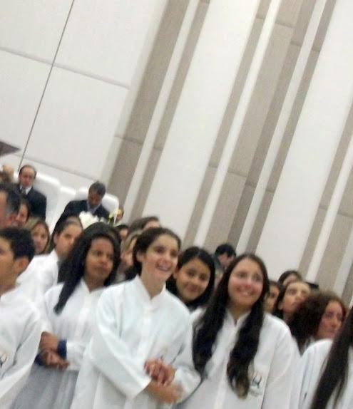 Batismo - Sede - Maio/14