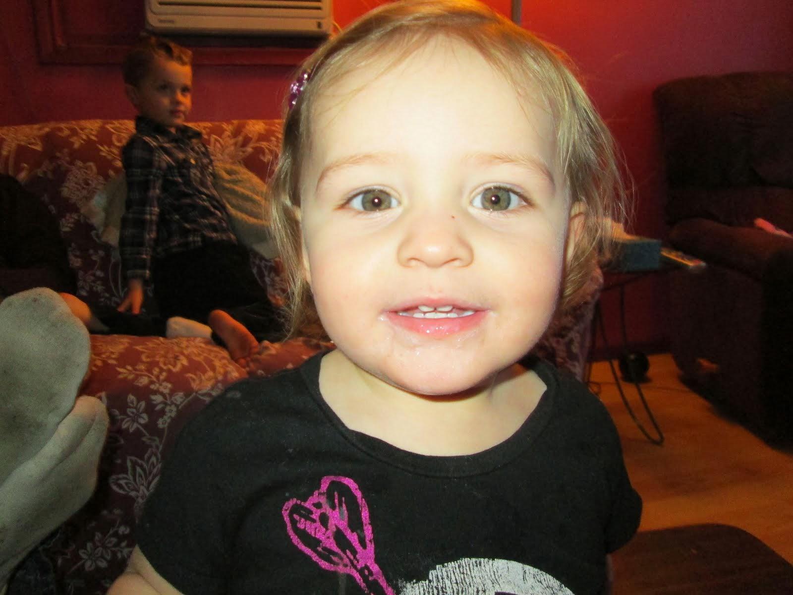 Yvette, 2 years