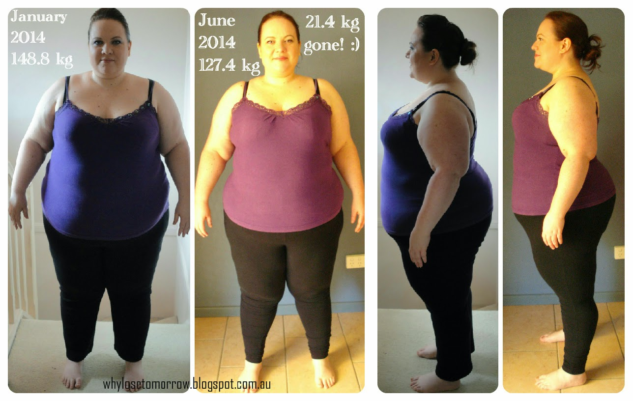 5 kg weight loss 7 days