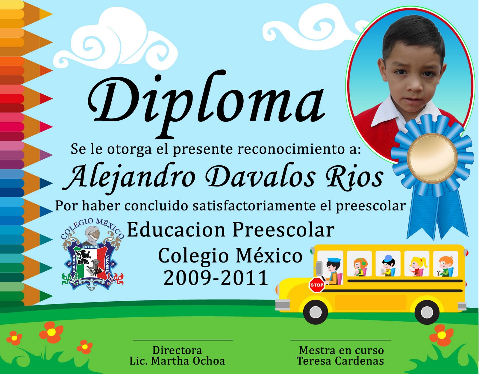 Diploma Para De Preescolar Wallpapers | Real Madrid Wallpapers