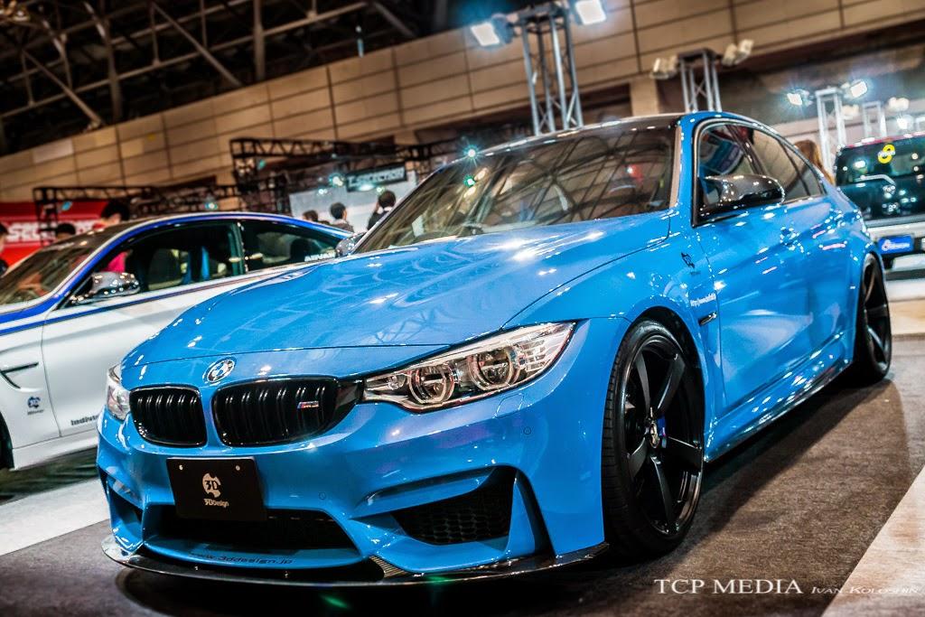 BMW JDM Tokyo Auto Salon 2015