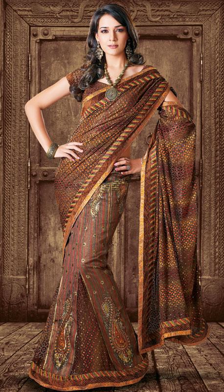 Latest Fashion News Latest Fashion Party Wear Sarees