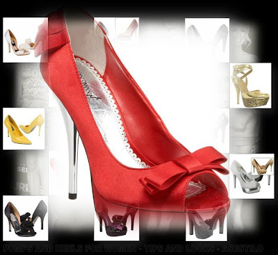Pumps and Heels for Women