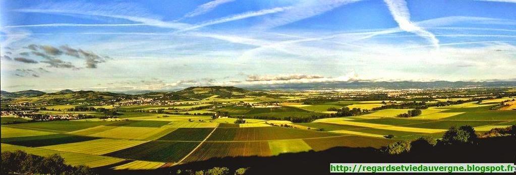 Regards et Vie d'Auvergne.