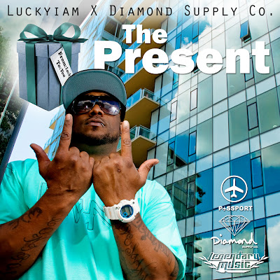 Luckyiam.PSC – The Present (CD) (2009) (320 kbps)