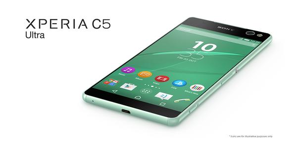 Harga Dan Spesifikasi Hp Sony Xperia C5 Ultra Terbaru