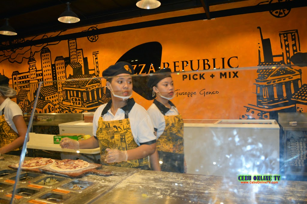 Pizza Republic Cebu 4