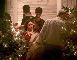 Rani Mukherjee at Aditya Chopra's Diwali Bash 2013
