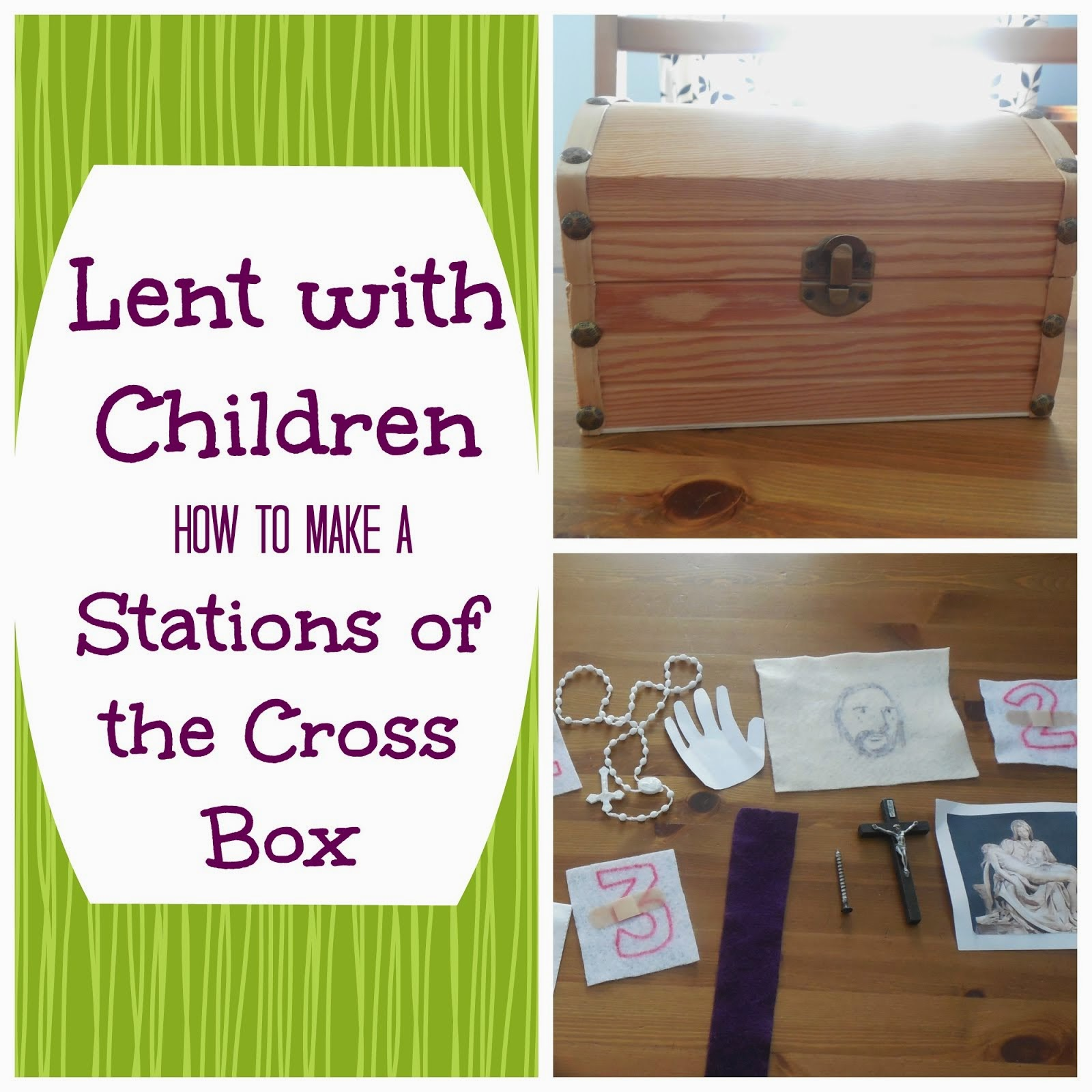 Stations of the Cross Box