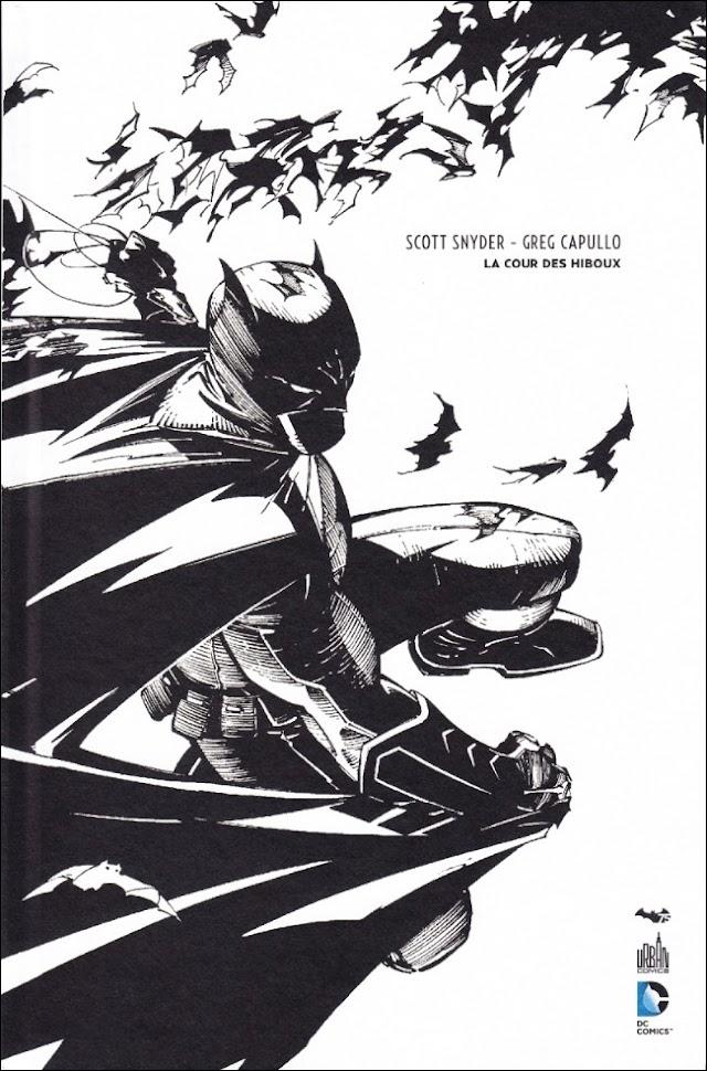 Batman - La cour des Hiboux - 75 ans