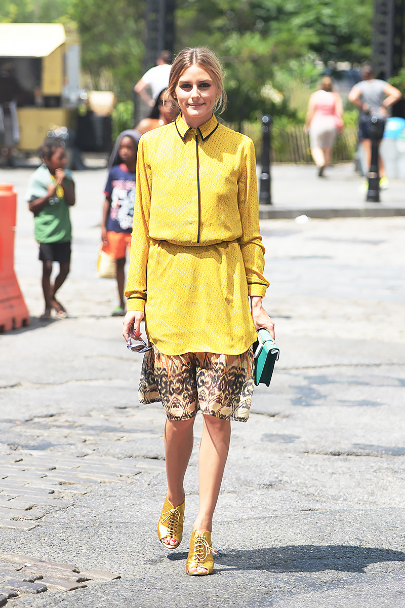 The Olivia Palermo Lookbook Olivia Palermo Summer Style Always Amazing Always Stunning