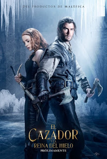 El cazador y la reina del hielo / The Huntsman: Winter's War (2016) Online