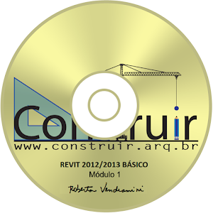 DVD Revit 2012/2013 Bsico - Mdulo 1