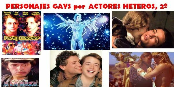 Personajes gays de actores heteros, 2